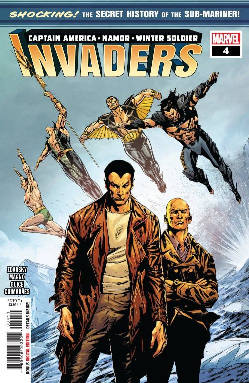 INVADERS#4