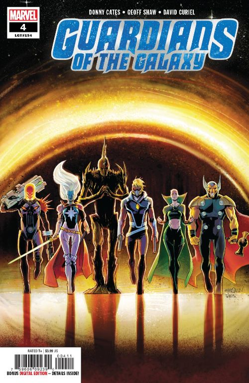 GUARDIANS OF THE GALAXY#4