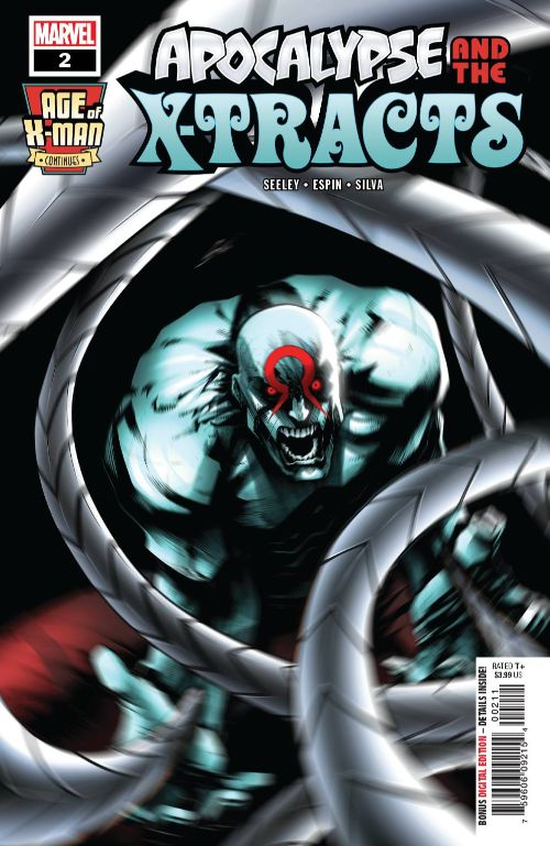 AGE OF X-MAN: APOCALYPSE AND THE X-TRACTS #2