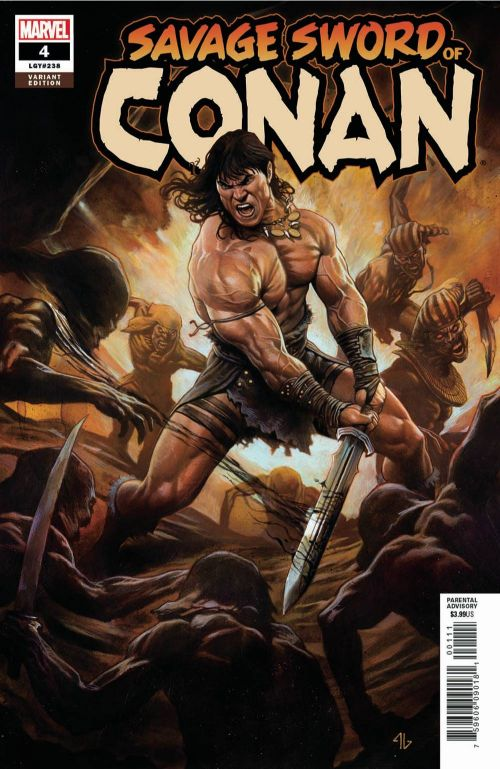 SAVAGE SWORD OF CONAN#4