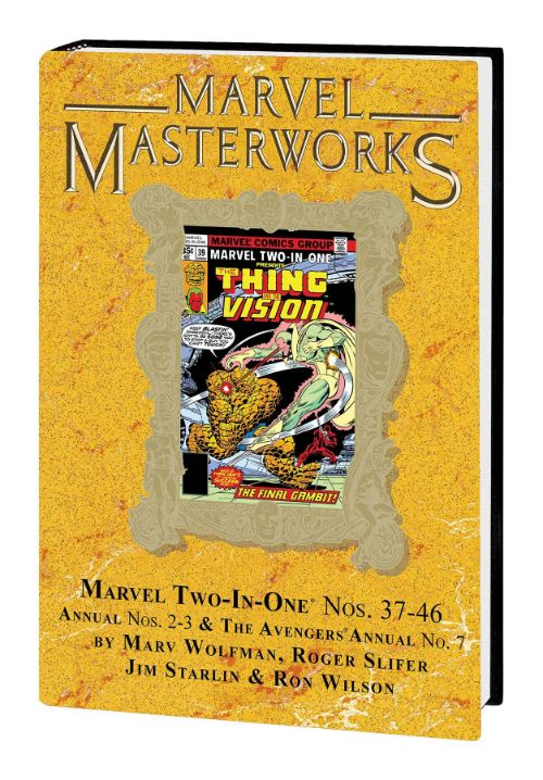 MARVEL MASTERWORKS: MARVEL TWO-IN-ONEVOL 04