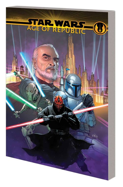 STAR WARS: AGE OF REPUBLIC--VILLAINS