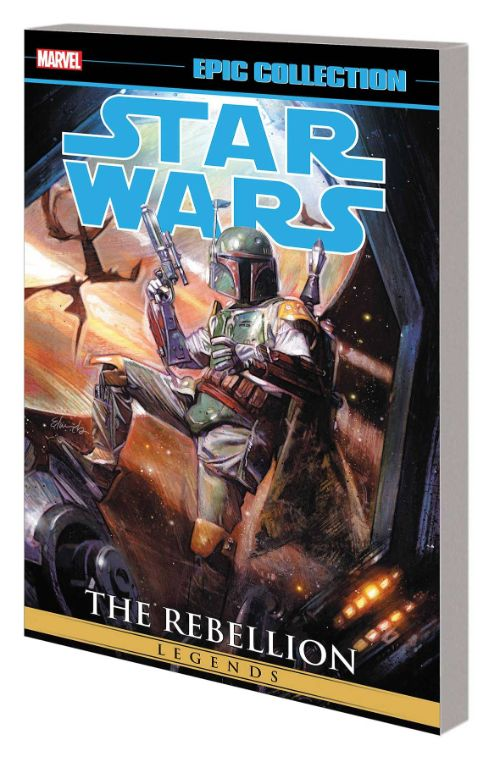 STAR WARS LEGENDS EPIC COLLECTION: THE REBELLIONVOL 03