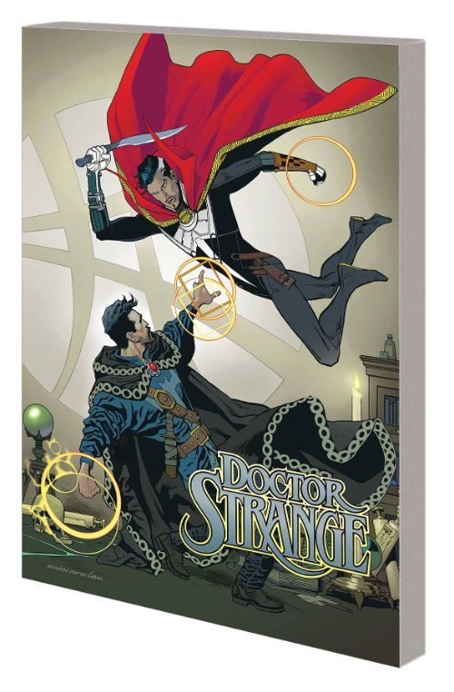 DOCTOR STRANGE BY MARK WAID VOL 02: REMITTANCE