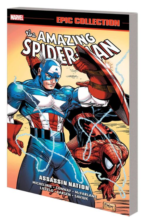 AMAZING SPIDER-MAN EPIC COLLECTION VOL 19: ASSASSIN NATION