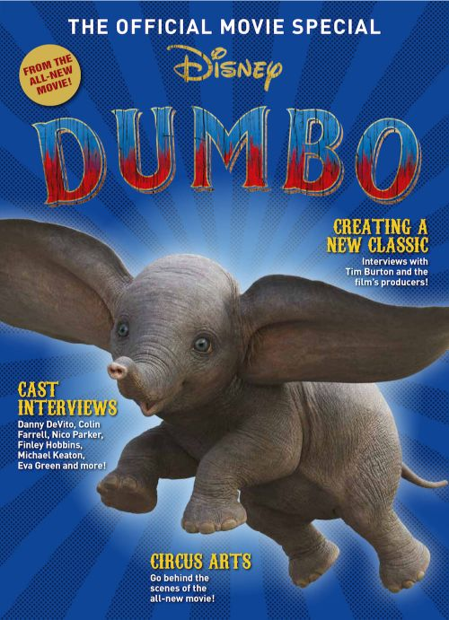 DISNEY DUMBO: THE OFFICIAL MOVIE SPECIAL