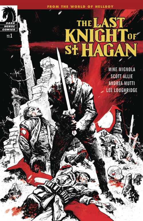 LAST KNIGHT OF ST. HAGAN#1