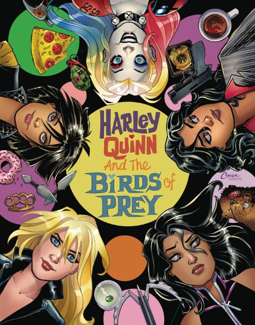 HARLEY QUINN AND THE BIRDS OF PREY#2