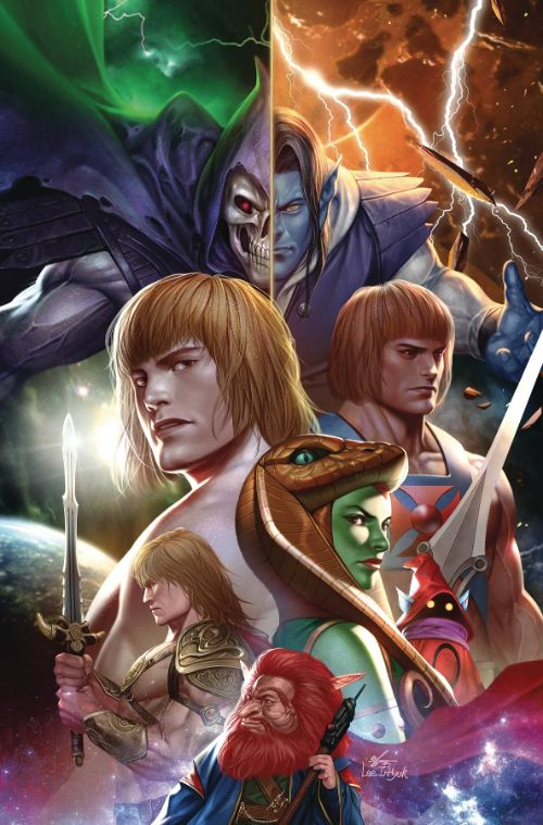 HE-MAN AND THE MASTERS OF THE MULTIVERSE#6