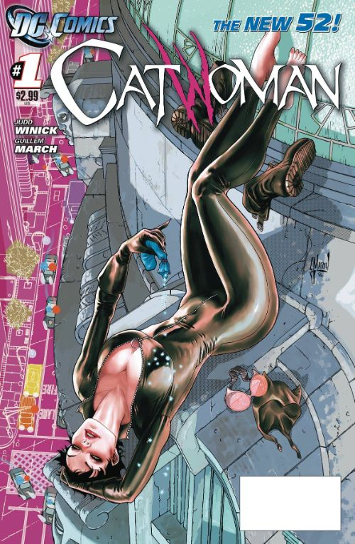 CATWOMAN#1