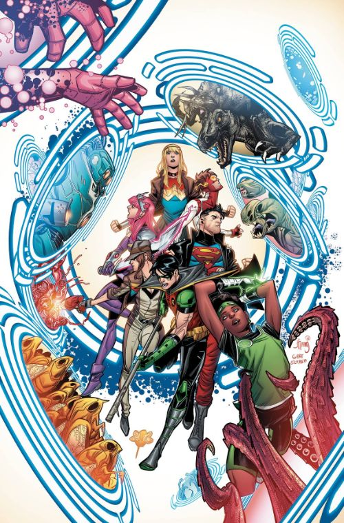 YOUNG JUSTICEVOL 02: LOST IN THE MULTIVERSE