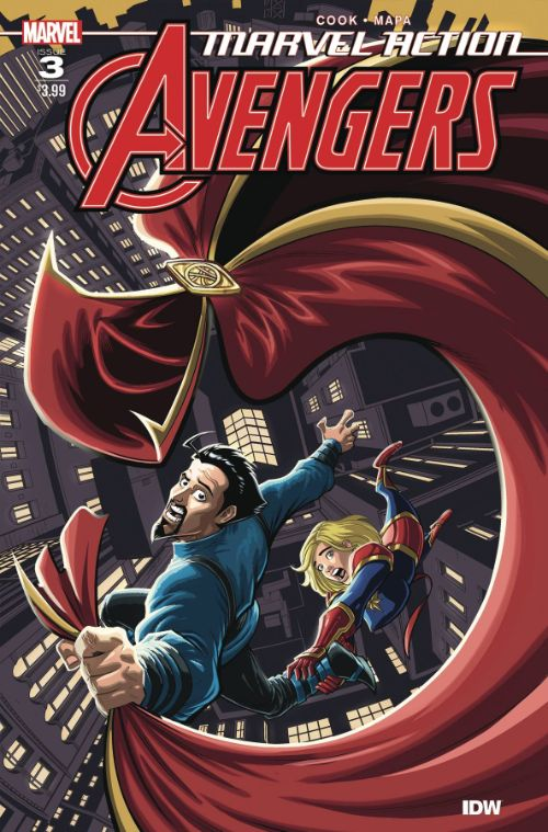 MARVEL ACTION: AVENGERS #3