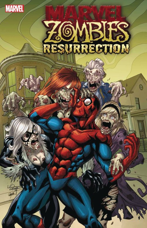 MARVEL ZOMBIES: RESURRECTION#1