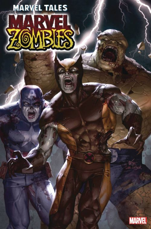 MARVEL TALES: THE ORIGINAL MARVEL ZOMBIES#1