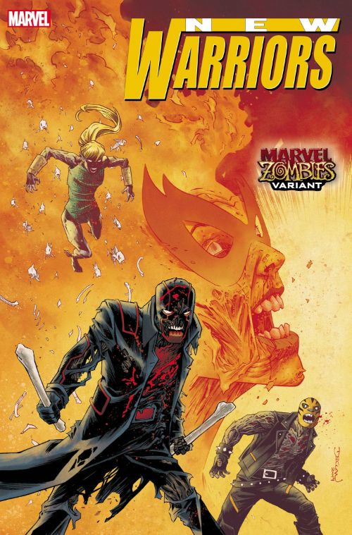 NEW WARRIORS#1