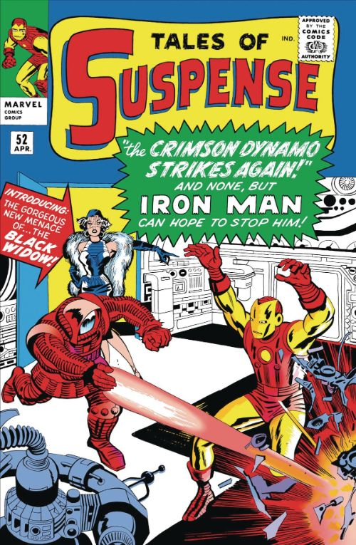 TALES OF SUSPENSE#52