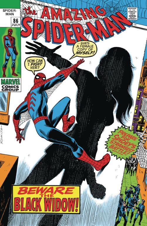 AMAZING SPIDER-MAN#86