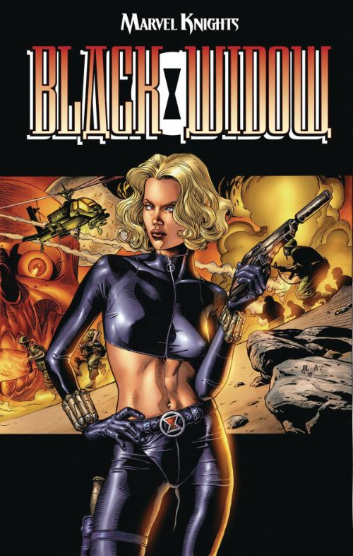 BLACK WIDOW#1