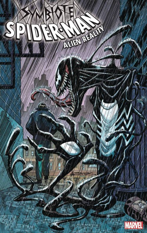SYMBIOTE SPIDER-MAN: ALIEN REALITY#5