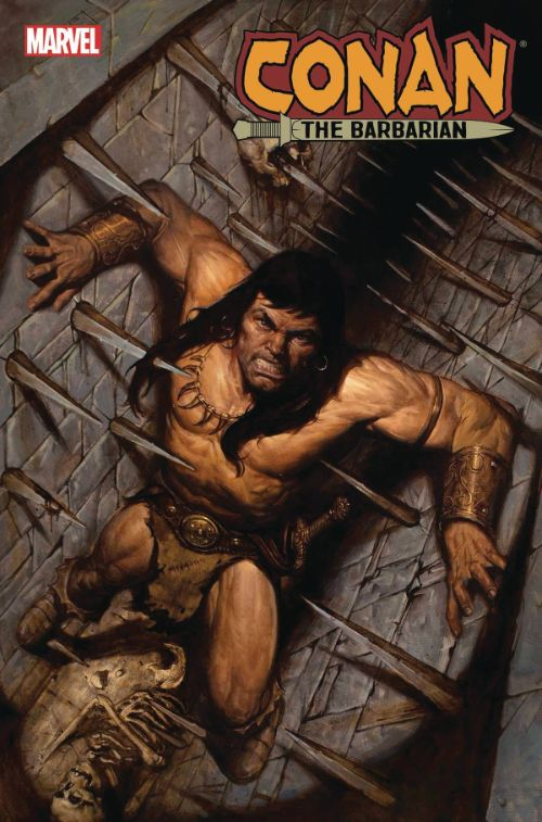 CONAN THE BARBARIAN#15