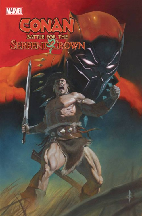 CONAN: BATTLE FOR THE  SERPENT CROWN#3