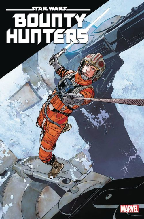 STAR WARS: BOUNTY HUNTERS#3