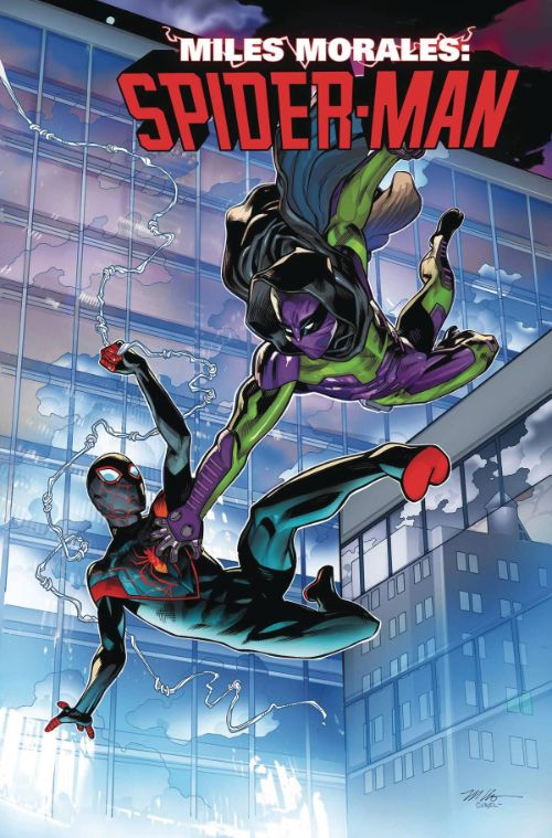 MILES MORALES: SPIDER-MAN VOL 03: FAMILY BUSINESS