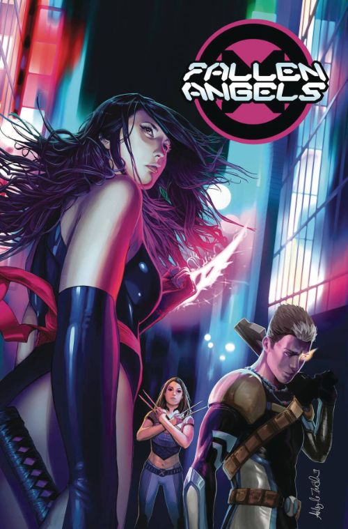 FALLEN ANGELS BY BRYAN HILL VOL 01