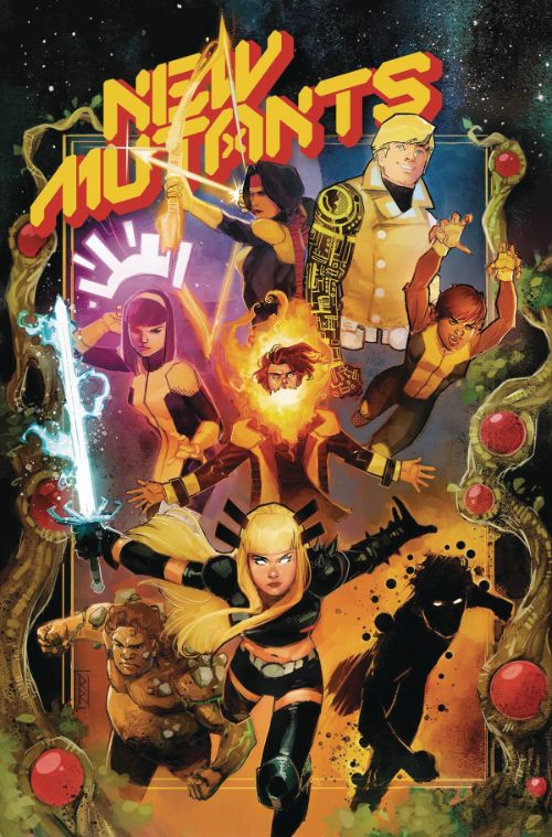 NEW MUTANTS BY JONATHAN HICKMANVOL 01