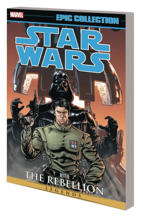 STAR WARS LEGENDS EPIC COLLECTION: THE REBELLIONVOL 04