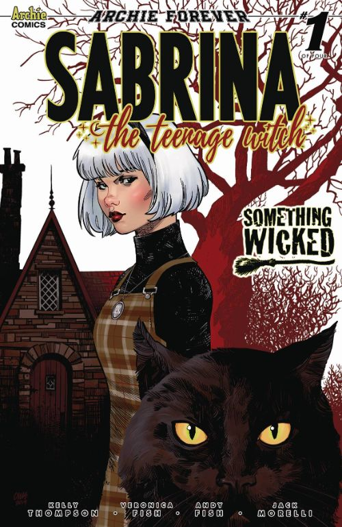 SABRINA THE TEENAGE WITCH: SOMETHING WICKED#1