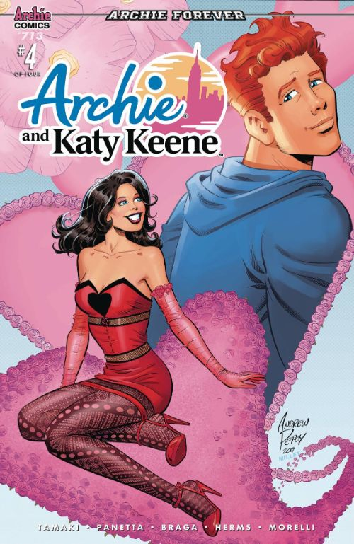ARCHIE#713 (ARCHIE AND KATY KEENE #4 OF 4)