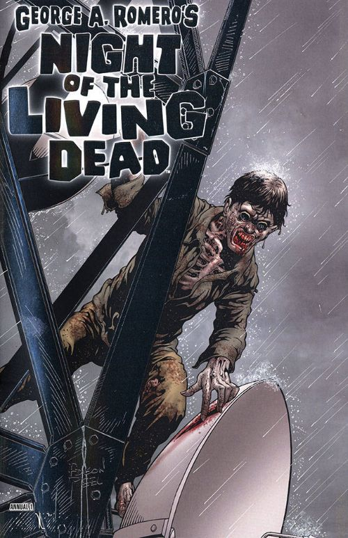 NIGHT OF THE LIVING DEAD ANNUAL#1