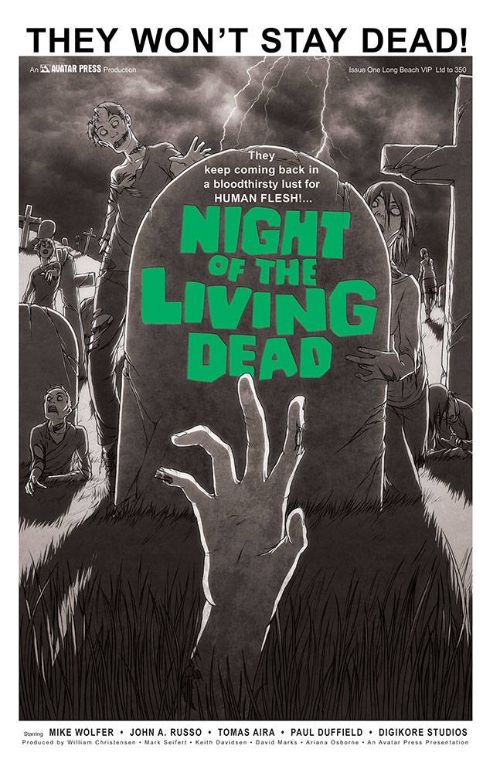 NIGHT OF THE LIVING DEAD#1