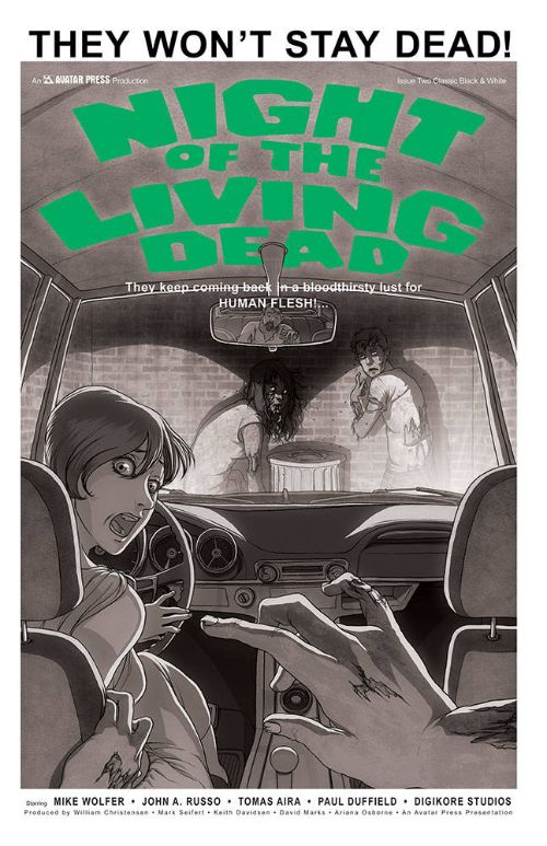 NIGHT OF THE LIVING DEAD#2
