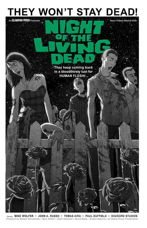 NIGHT OF THE LIVING DEAD#4