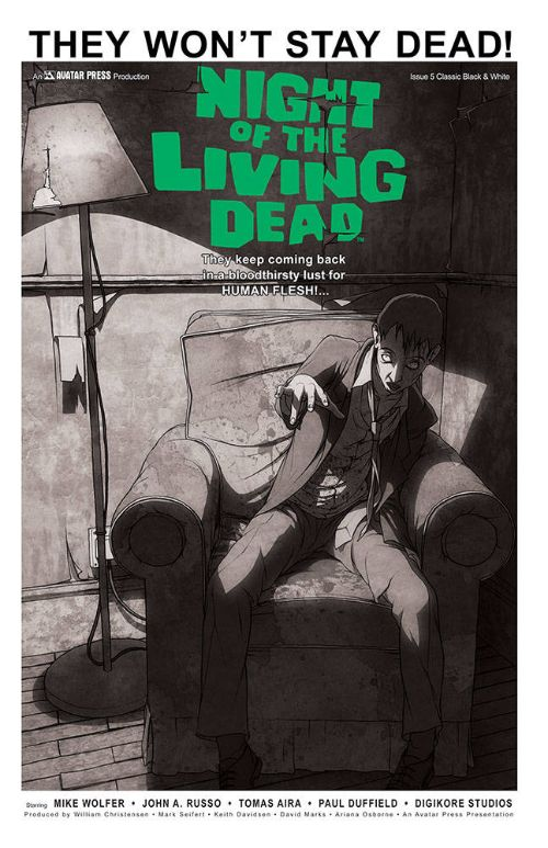 NIGHT OF THE LIVING DEAD#5