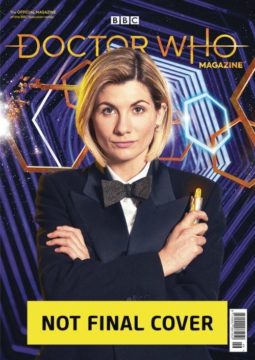 DOCTOR WHO MAGAZINE #551