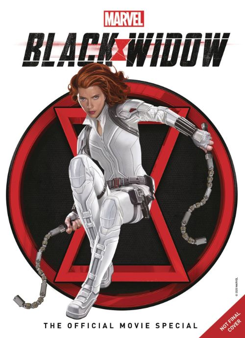 BLACK WIDOW: THE OFFICIAL MOVIE SPECIAL
