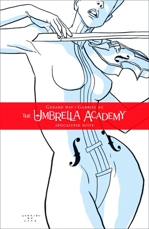 UMBRELLA ACADEMY VOL 01: APOCALYPSE SUITE