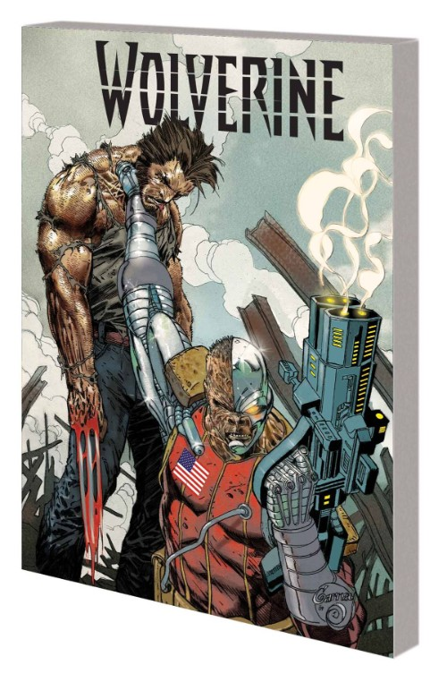 WOLVERINE BY JASON AARON: THE COMPLETE COLLECTION VOL 02