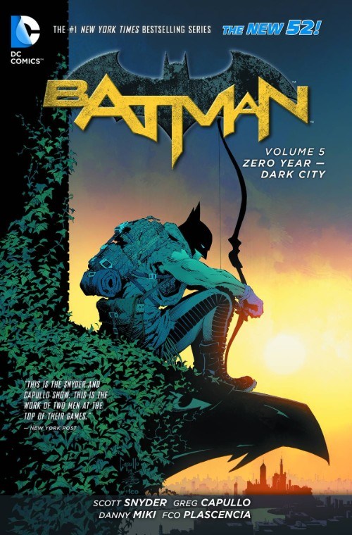 BATMAN VOL 05: ZERO YEAR--DARK CITY