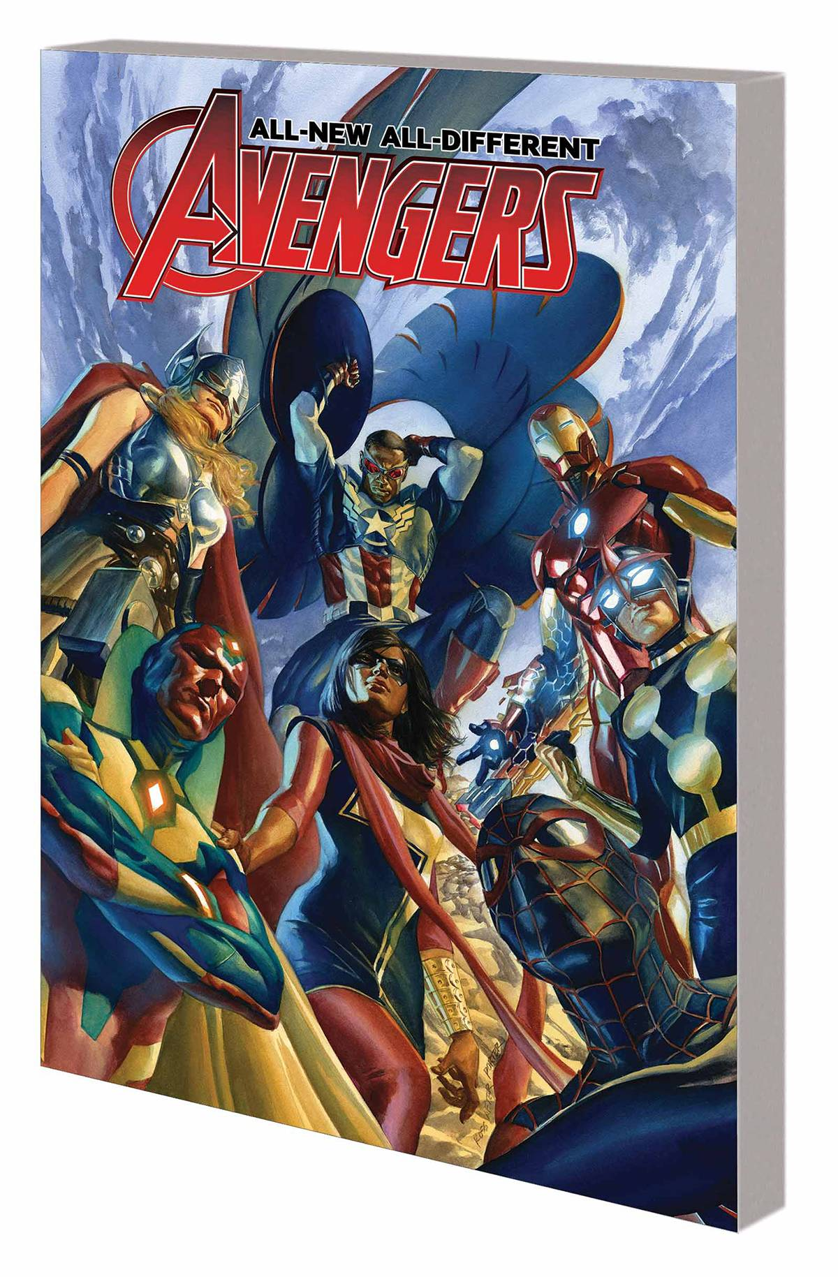 ALL-NEW, ALL-DIFFERENT AVENGERS VOL 01: THE MAGNIFICENT SEVEN