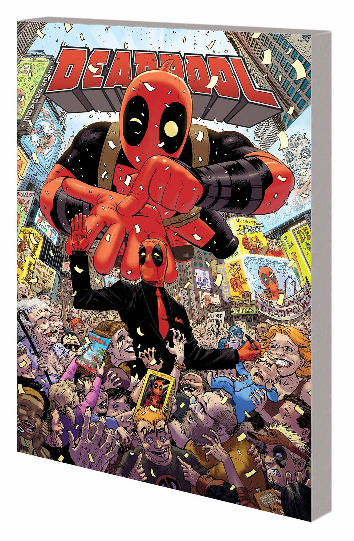 DEADPOOL: WORLD'S GREATEST VOL 01: MILLIONAIRE WITH A MOUTH