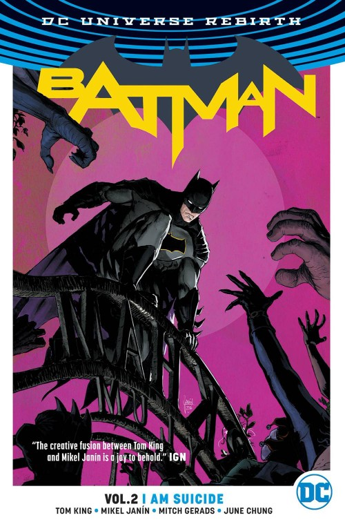 BATMAN VOL 02: I AM SUICIDE