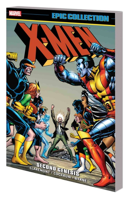 X-MEN EPIC COLLECTION VOL 05: SECOND GENESIS
