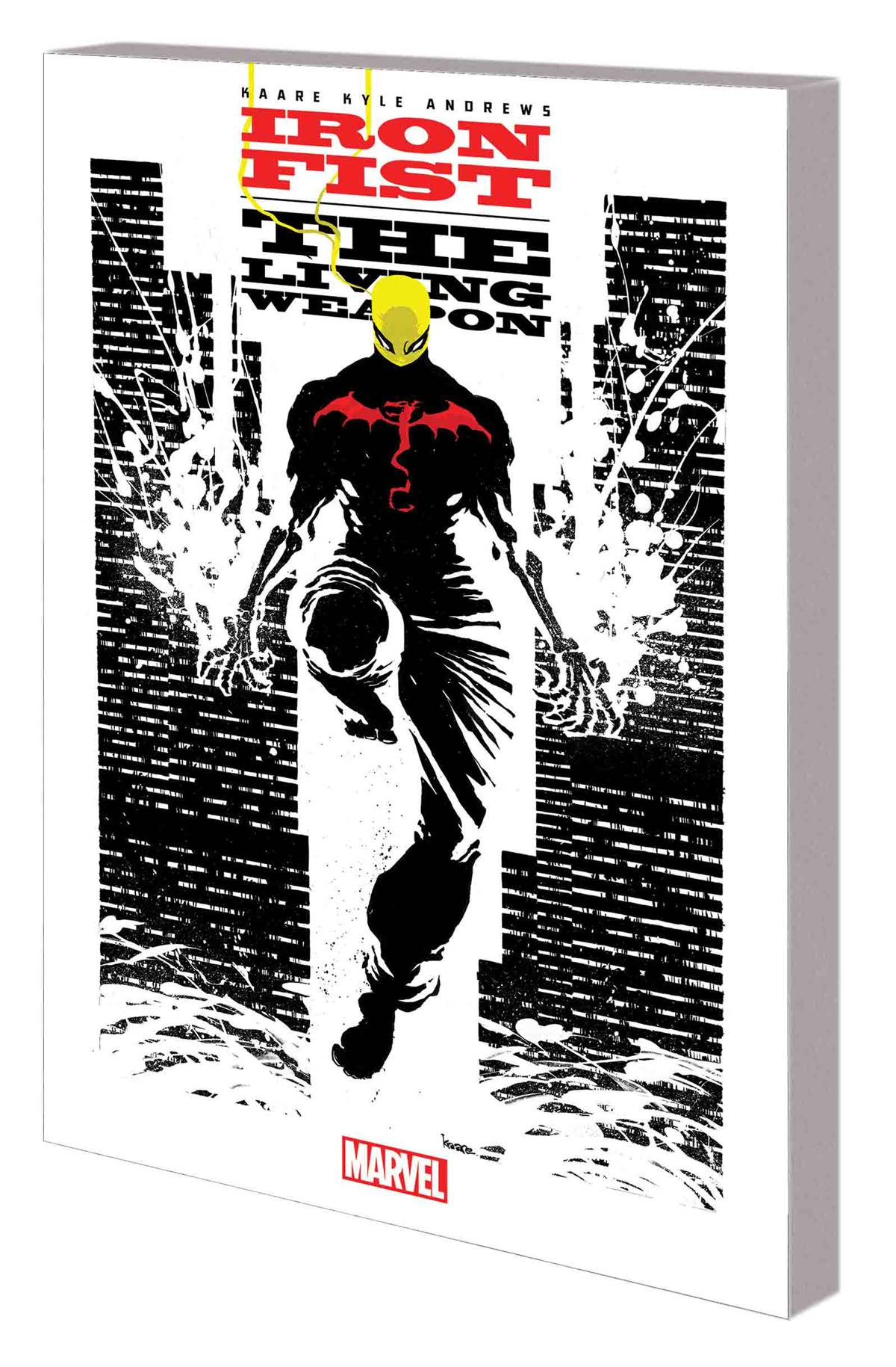 IRON FIST: THE LIVING WEAPON COMPLETE COLLECTION