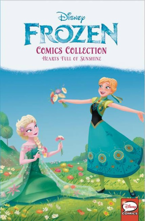 FROZEN COMICS COLLECTION [VOL 01]: HEARTS FULL OF SUNSHINE