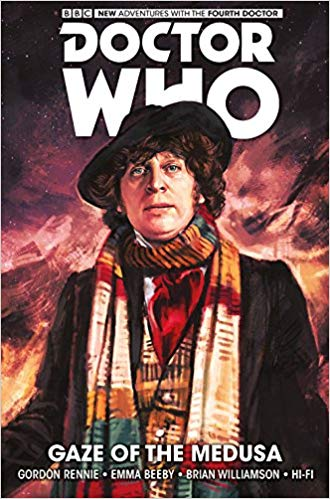 DOCTOR WHO: THE FOURTH DOCTOR VOL 01: GAZE OF THE MEDUSA