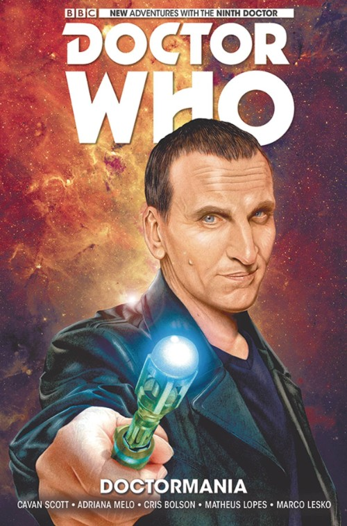 DOCTOR WHO: THE NINTH DOCTOR VOL 02: DOCTORMANIA